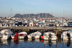 Marina in Algeciras, Spain Stock Photos