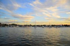 Marina Annapolis Arkivbilder