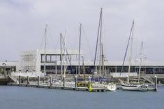 Marina in Arrecife Stock Images