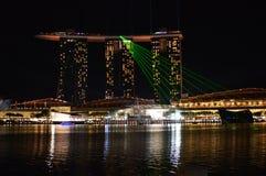 Marina Bay Imagem de Stock Royalty Free