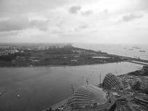 Marina Bay Imágenes de archivo libres de regalías