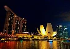 Marina Bay Stock Image