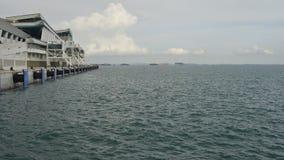Marina Bay Cruise Centre Stock Photography