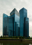 Marina Bay Financial Centre Stock Image