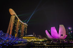 Marina Bay Stock Photos