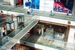 Marina Bay mall, Singapore Royalty Free Stock Photos