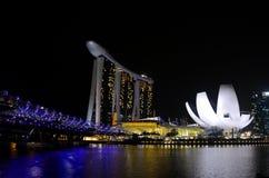 Marina bay Royalty Free Stock Photos