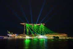 Marina bay sand Stock Photo