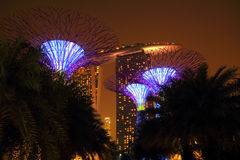 Marina Bay Sand, singapore Royalty Free Stock Photography
