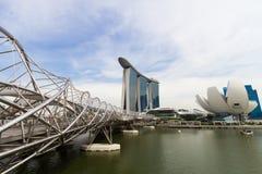 Marina Bay Sand in Singapore Stock Photography