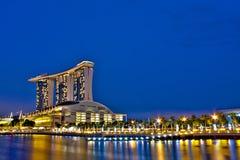 Marina Bay Sands Royalty Free Stock Photos