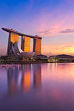 Marina Bay Sands Royalty Free Stock Images