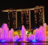 Marina Bay Sands Fotografia Stock