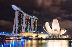 Marina Bay Sands stockfoto