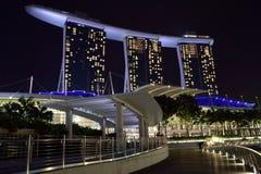 Marina Bay Sands Imagen de archivo