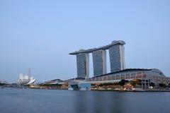 Marina Bay Sands Foto de archivo