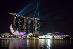 Marina Bay Sands Fotos de archivo