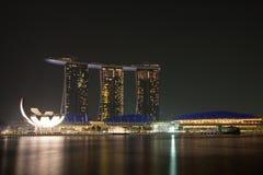 Marina Bay Sands Fotografie Stock Libere da Diritti
