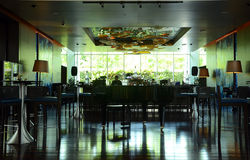 Marina Bay Sands Bar Fotografia de Stock Royalty Free