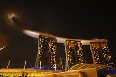 Marina Bay Sands Building Royalty Free Stock Photos