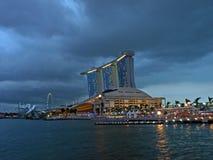 Marina Bay Sands Casino Royalty Free Stock Photos