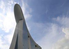 Marina Bay Sands em Singapura Fotografia de Stock
