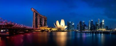 Marina bay sands Royalty Free Stock Photography
