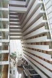 Marina Bay Sands Hotel stockbilder