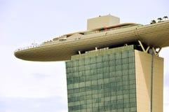 Marina Bay Sands Hotel and Integrated Resort Royalty Free Stock Photos