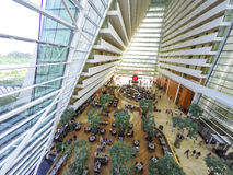 Marina Bay Sands Hotel Stock Photo