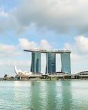 Marina Bay Sands Hotel, Singapore Royalty Free Stock Photo
