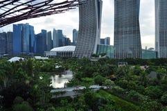 Marina Bay Sands Hotel Singapore Royalty Free Stock Photo