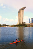 Marina Bay Sands Integrated Resort,Singapore Royalty Free Stock Image