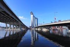 Marina Bay Sands Integrated Resort,Singapore Stock Image