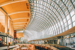Marina Bay Sands Interior Royalty Free Stock Image