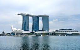 Marina Bay Sands Resort Stock Photo