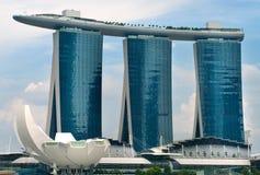 Marina Bay Sands Resort Stock Photos