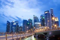 The Marina Bay Sands Resort Hotel , The Marina Bay Sands Resort Hotel. SINGAPORE-MAY 9: The Marina Bay Sands Resort Hotel on May 9, 2015 in Singapore. It is an Stock Photos