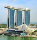 Marina Bay Sands Resort Royalty Free Stock Image