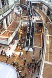 Marina Bay Sands Shopping Stock Photo