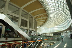 Marina Bay Sands Shopping Mall Royalty Free Stock Images