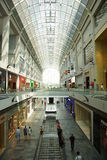 Marina Bay Sands Shopping Mall Royalty Free Stock Photos