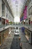 Marina Bay Sands Shopping Mall Stock Photography