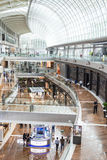 Marina Bay Sands Shopping Mall Royalty Free Stock Image