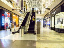 Marina Bay Sands Shopping mall. Royalty Free Stock Photography