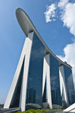 Marina Bay Sands Singapore Stock Photos