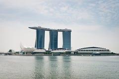 Marina Bay Sands Singapore Stock Photos