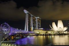 Marina Bay Sands, Singapore Stock Image