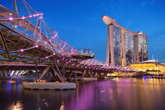 Marina Bay Sands, Singapore Royalty Free Stock Image