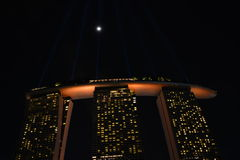 Marina Bay Sands Singapore Royalty Free Stock Photography